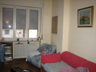 Rent a furnished and suitable flat  for three people in the city centre with a view on the lake - Arona vacation rentals