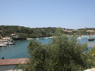ERI APARTMENT overlooking LAKKA BAY! Paxos, Greece - Paxos vacation rentals