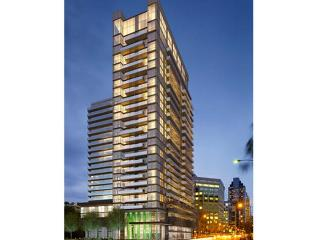Furnished One Bedroom + Private Office in the Financial District - Toronto vacation rentals