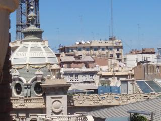 Apartment with sun terrace- Valencia's main Plaza - Valencia Province vacation rentals
