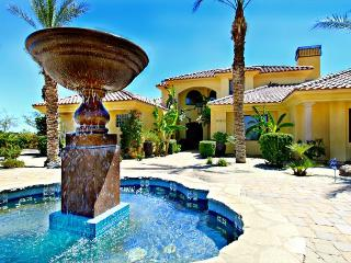 'Balmoral Estate' Pool, Spa,10 Acres, Pool Table - La Quinta vacation rentals