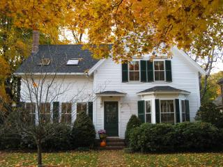 Beautiful Victorian home in historic Concord - Concord vacation rentals