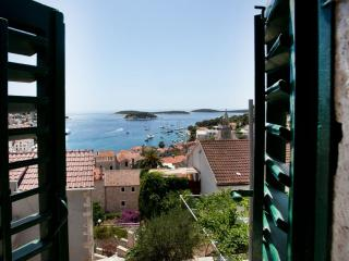 Villa with panoramic sea view in Hvar center - Hvar vacation rentals