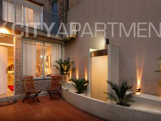 SPECTACULAR PRIVATE ROOFTOP W/ JACUZZI (PT4) 2 BEDROOMS / 1.5 BATH - Capital Federal District vacation rentals