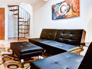STYLISH 2 STORY APARTMENT - Montreal vacation rentals