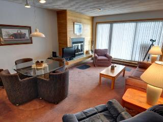 EAST BAY: 2nd Floor 1 Bed/1 Bath On Lake Dillon, Spectacular Views, Covered Parking, Free Wi-Fi, Community Hot Tub - Dillon vacation rentals