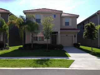 Carlos's  Place a 5*  fabulous 6 bedroom 5 bath Home, SLEEPS 12 private pool and spa -7 miles to Disney World Orlando Luxury at  - Kissimmee vacation rentals