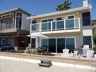 Family Beach Home on the Sand - Capistrano Beach vacation rentals