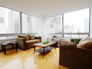 GORGEOUS 2 BR W/ BREATHTAKING VIEW - Montreal vacation rentals
