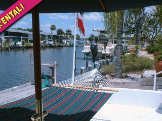 Sandpiper Retreat: 3BR/2BA Large Canal Home with Pool and Dock - Holmes Beach vacation rentals