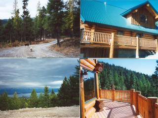Luxury 3 Bedroom Cabin Overlooking Flathead Lake - Somers vacation rentals