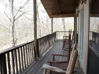 Chalet 2nd Fl ~Rustic, Affordable, Family Friendly - Dandridge vacation rentals