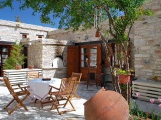 Eco Traditional Stone Village House, w/Courtyard - Larnaca District vacation rentals