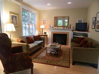 Available for SUMMER and FALL! Charming 3 Bed 3.5 Bath Townhouse in Stowe Village - Stowe Area vacation rentals