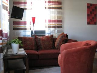 Vacation Apartment in Oppenheim - 344 sqft, well-kept, modern, ambiance (# 5147) - Rhineland-Palatinate vacation rentals