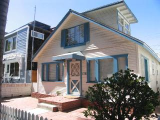 Mission Beach Cottage - San Diego vacation rentals