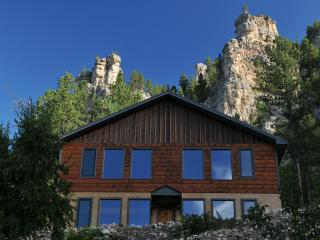 Skye Lodge in Spearfish Canyon, Black Hills, S.D. - South Dakota vacation rentals