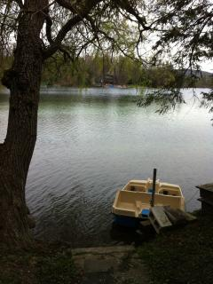 Cabin on Green Lake in Tully - Tully vacation rentals