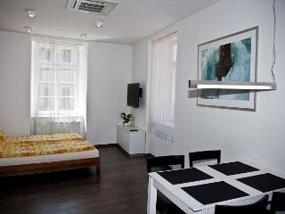 Your design 2 BR apartment  in Prague's Old Town- central yet very quiet. - Prague vacation rentals