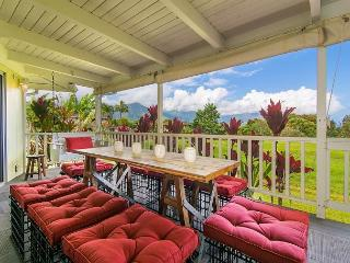 Charming home on the North Shore of Kauai - Princeville vacation rentals