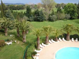 NICE 3 ROOMS, CANNES MARINA area VIEW GOLF & POOLS - Mandelieu La Napoule vacation rentals