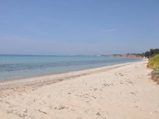 Beachfront apartment in Potidea - Halkidiki vacation rentals
