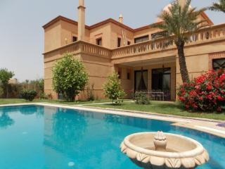 9 Bedrooms charming in Marrakesh Best Golf - Morocco vacation rentals