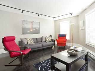 Modern, Sophisticated 1Br near Freeways & Museums - San Francisco vacation rentals