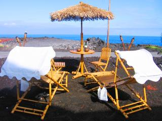Hula Hut Front Ocean- Free WiFi, free DIRECTV entertainment, free credit card payment fee - Milolii vacation rentals