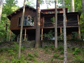 Log Cabin on Lake Wallenpaupack in Pike County, Pa - Lake Wallenpaupack vacation rentals
