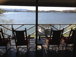 Smith Mtn Lake Vacation Home (5 BR) with Spectacular Views of Water and Mountain - Moneta vacation rentals