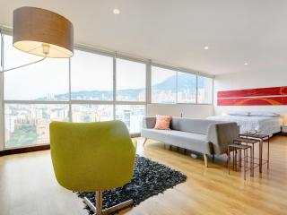 Penthouse Loft - Spectacular Views and Location - Medellin vacation rentals