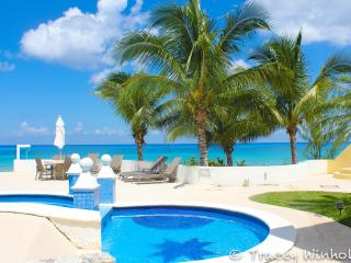ON THE BEACH!  3BR Sleeps 7 Nearest to all the dive sites! - Cozumel vacation rentals