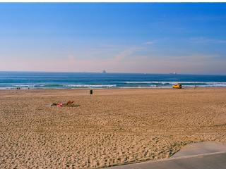 Steps to El Porto beach and the strand - Manhattan Beach vacation rentals