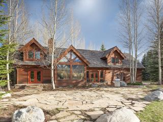 Moose in the Pines Cabin - Teton Village vacation rentals
