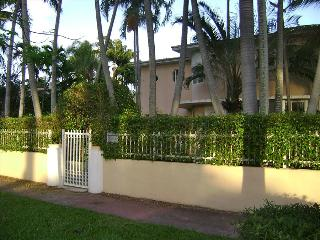 Royal Palm  Very nice house in Royal Palm ave. - Miami Beach vacation rentals