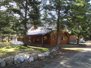 Walk to downtown McCall from this wooded cabin - McCall vacation rentals