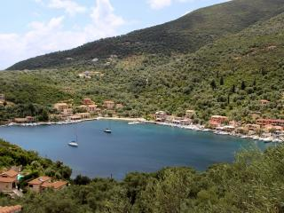 Skorpios apartment  - A breathtaking view on Sivota Bay - - Sivota vacation rentals