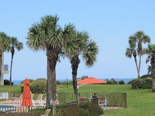 Summerhouse 340- Beautiful Ground Floor-Ocean View - Crescent Beach vacation rentals