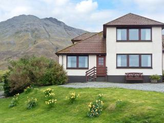 MACKENZIE'S PEAK, semi-detached cottage with stunning views, close coast, ideal touring base in Sconser, Portree Ref 912924 - Isle of Skye vacation rentals