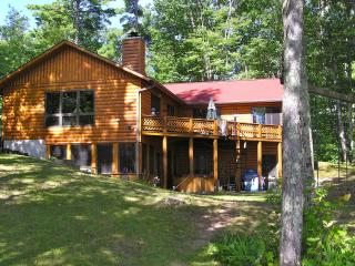Northern Wisconsin Lakefront home - Minocqua vacation rentals