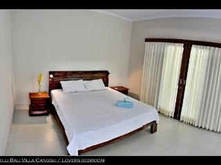 Lovers bedroom in Chilli Villa - Mengwi vacation rentals