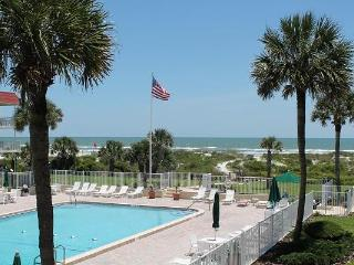 Ocean View Condo - Gated Oceanfront Resort - Wifi - Saint Augustine vacation rentals