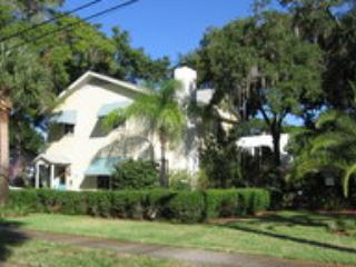 HIstoric home/apartment in the Heart of Tarpon Springs - Tarpon Springs vacation rentals