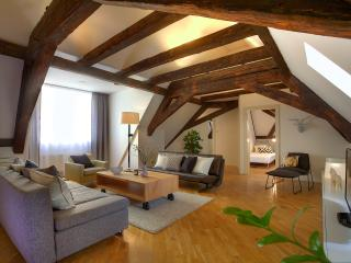Old Town Attic Apartment - Czech Republic vacation rentals
