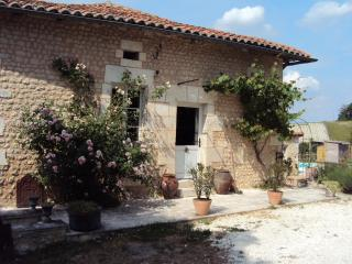 Secluded Country House with glorious views - Bouteilles-Saint-Sebastien vacation rentals