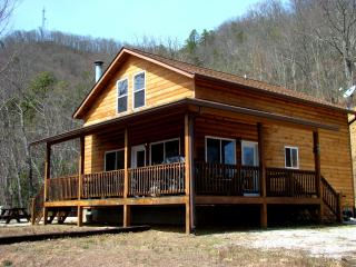 GOLDIE'S HIDEAWAY CABIN - Top of the Mountain VIEW - Bryson City vacation rentals