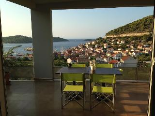Seaview villa with pool for rent, Vis, Vis island - Bosnia and Herzegovina vacation rentals