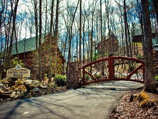 Amazingly Romantic and Luxurious Cabin for Couples!  ALONELST - Sevierville vacation rentals