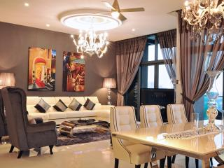 Ultra Luxury Condo - 4br sleeps 8 - Petaling Jaya vacation rentals